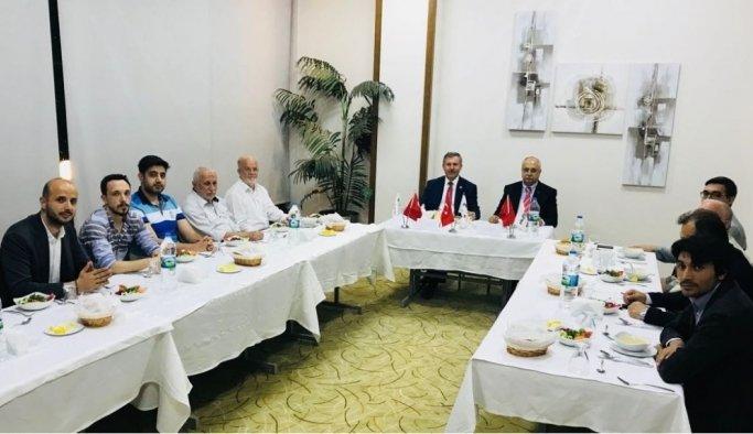 MÜSİAD'tan geleneksel ekonomi toplantısı