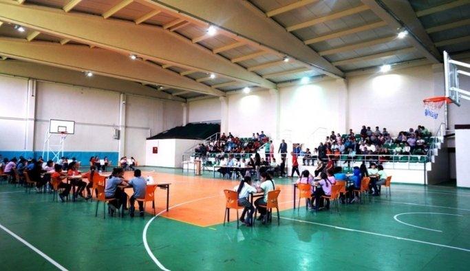 Sarıgöl'de 'Şehrim benim evim' bilgi yarışması yapıldı