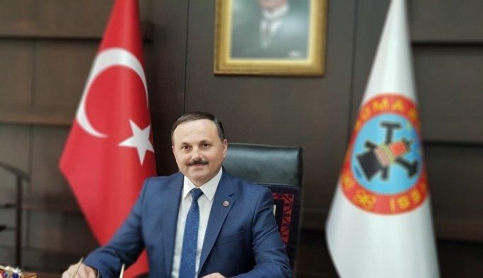 Soma'nın 14 yıllık belediye başkanı milletvekili aday adaylığı için istifa etti