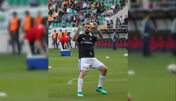 Teleset Mobilya Akhisarspor - Beşiktaş (EK FOTOĞRAFLAR)