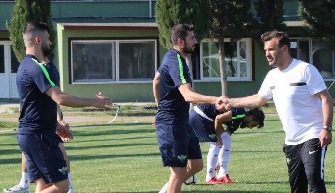 T.M. Akhisarspor, Yeni Malatyaspor hazırlarına başladı
