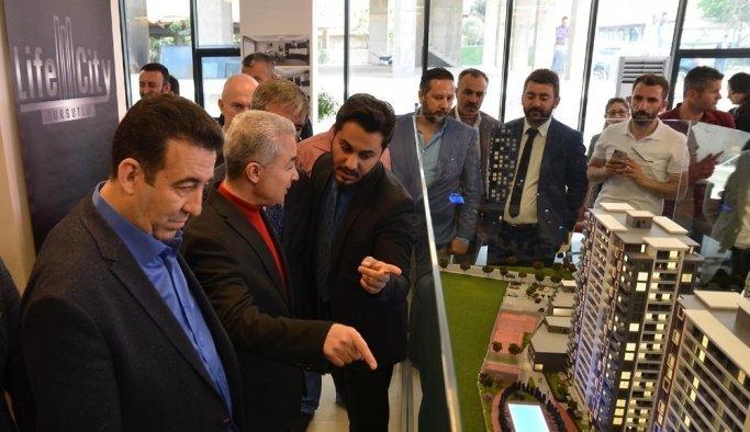 Turgutlu'da yeni bir yaşam alanı kuruluyor