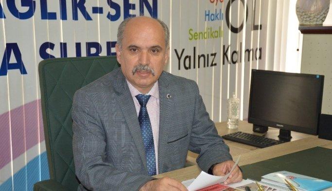 Türk Sağlık Sen ebelerin sıkıntılarına dikkat çekti