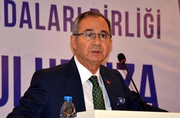 28 yıllık MESOB Başkanı Geriter yeniden seçildi