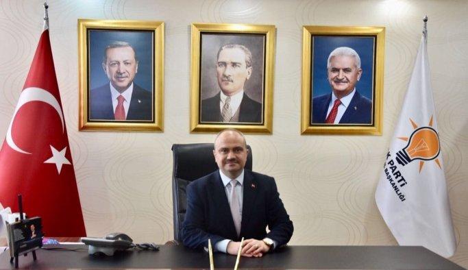 Başkan Mersinli'den Cumhurbaşkanın Manisa Mitingine Davet