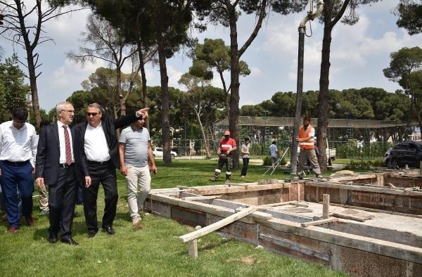 Çamlık projesiyle Horozköy'ün çehresi değişecek