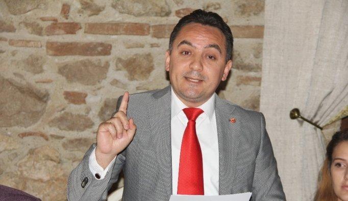 İYİ Partili Eryılmaz'dan ekonomiye ilişkin açıklamalar
