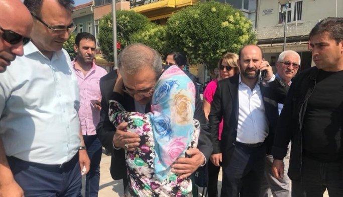 Karaçoban milletin vekili olma yolunda ilerliyor