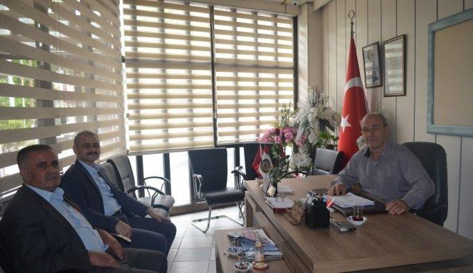 """Kaymakam Osman Güven: """"Her zaman esnafımızın yanındayız"""""""