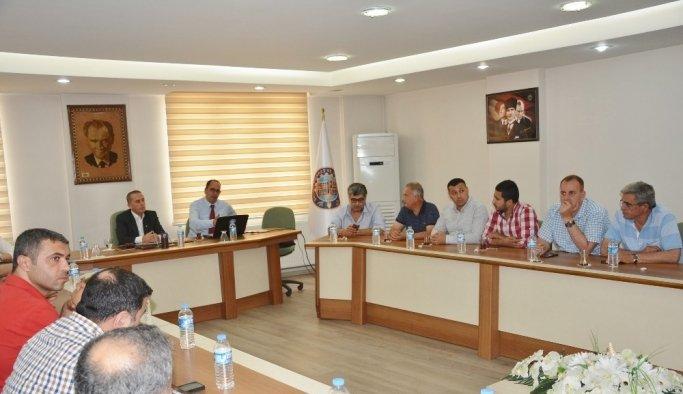 KOSGEB'in destek programı, Salihli'de tanıtıldı