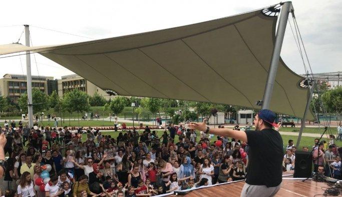 MAGİDER'in çocuk festivaline büyük ilgi