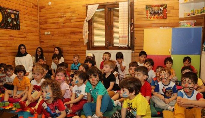Manisa'da çocuk istismarına karşı eğitim