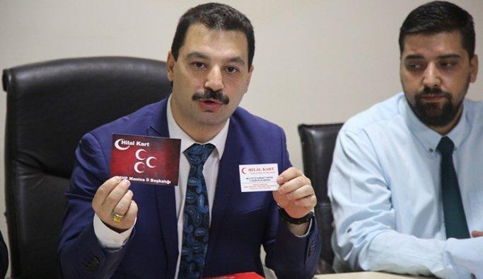 """MHP'den ihtiyaç sahipleri için """"Hilal Kart"""" kampanyası"""