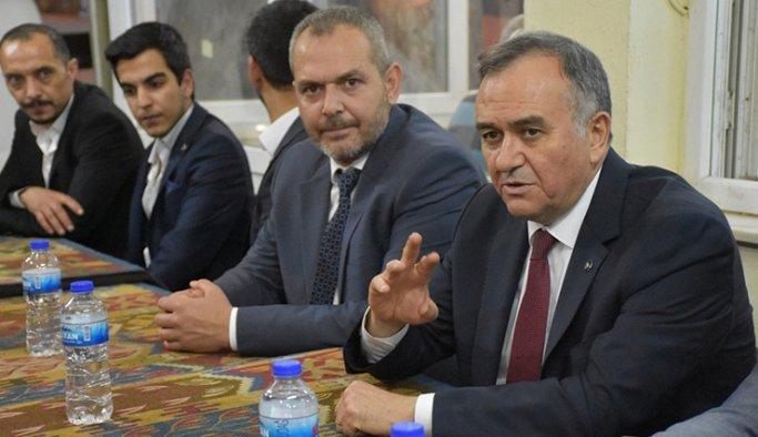 """MHP'li Erkan Akçay """"Erdoğan'a desteğimiz devlet, millet ve ülke için"""""""