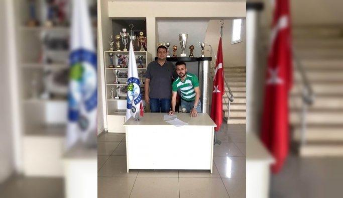 Salihli Belediyespor'dan 2 transfer daha