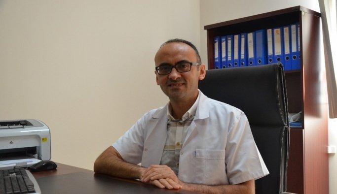 Salihli Devlet Hastanesine biyokimya uzmanı atandı