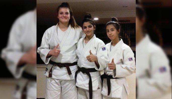 Salihlili 3 judocu milli takım kampında