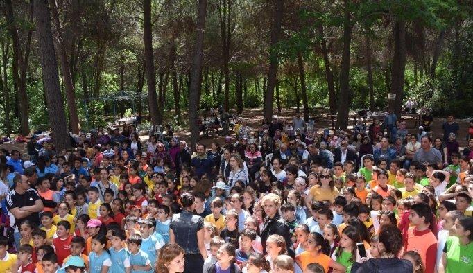 Şehzadeler Çocuk Üniversitesi Beydere'de buluştu