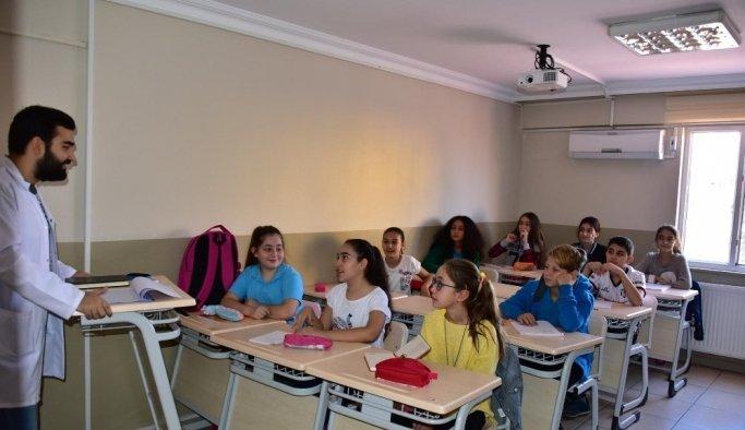 Şehzadeler'de öğrencilerin hazırlık kursları başlıyor