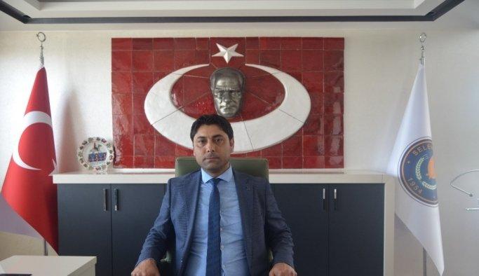 Selendi Belediye Meclisi yeni başkanı seçti