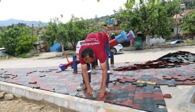 Turgutlu'da oyun grupları yaza hazırlanıyor