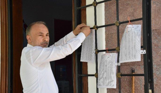 Türkiye'de ilk defa sandık seçmenin ayağına gidecek