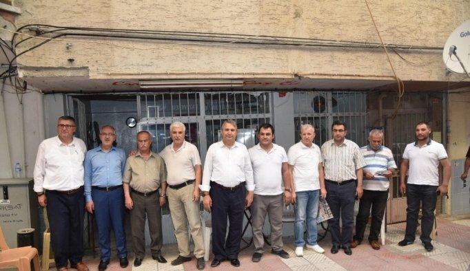 Başkan Çerçi vatandaşların sorunlarını dinledi