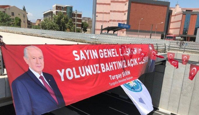 Genel Başkan Bahçeli'den Turgutlu jestine tam not