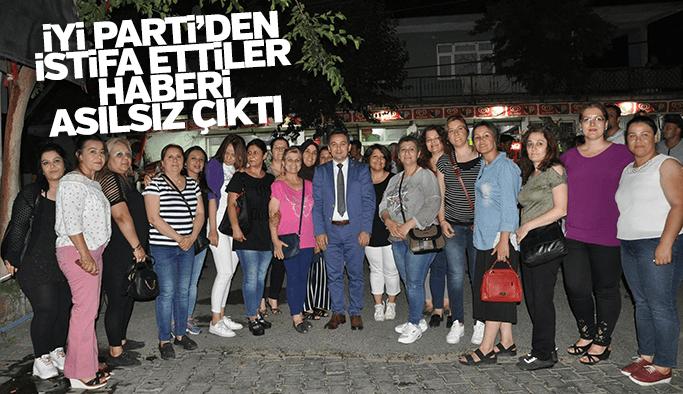 İYİ Parti Salihli istifa haberleri asılsız çıktı