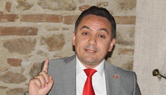 """İYİ Partili Eryılmaz: """"Bürokrasiyi siyasetin oyuncağı olmaktan kurtaracağız"""""""