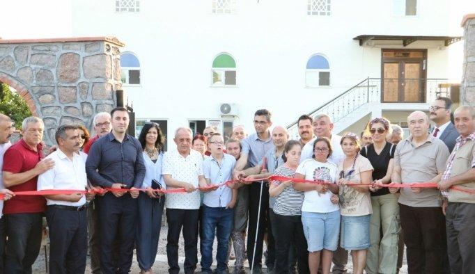 Uzunburun'da engelliler için iftar programı