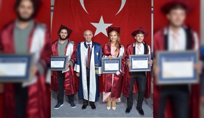 Kırkağaç MYO, 5. kez Türkiye şampiyonu oldu