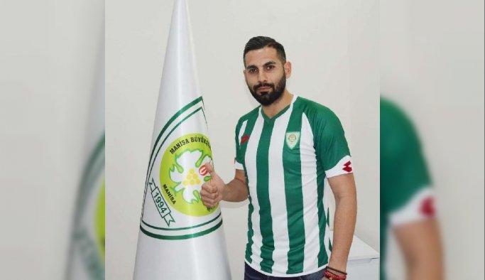 Manisa BŞB'de son transfer Ömer Alp
