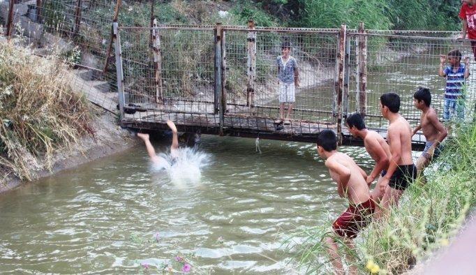Sulama kanalına girenlere cezai yaptırım