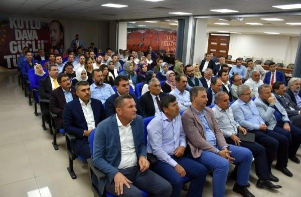 AK Parti Manisa'da yerel seçim çalışmalarına başlattı