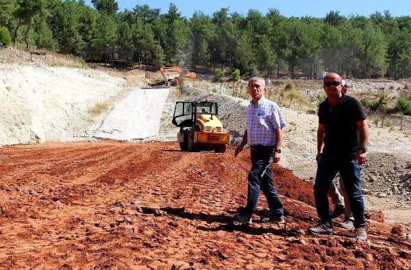 Akhisar Ovasındaki binlerce dönüm arazi modern sulamaya açılacak