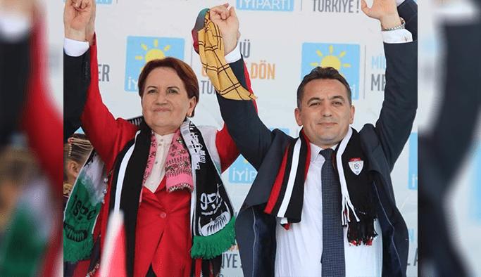 Başarılı siyasetçi Hasan Eryılmaz İYİ Parti Manisa İl Başkanı oldu