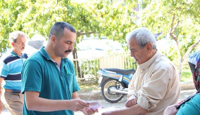 'Dünya İntiharı Önleme Günü'nde broşür dağıttılar