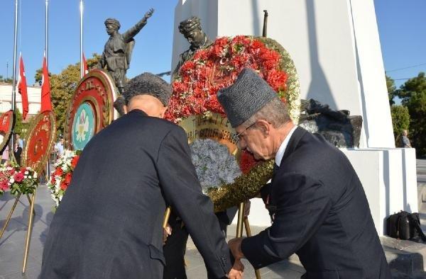 Gaziler Günü Manisa'da da kutlandı