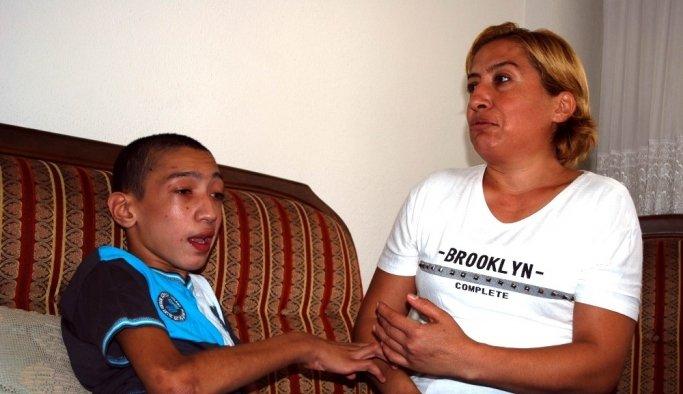 Manisa'da 19 yaşındaki Ahmet'in dramı