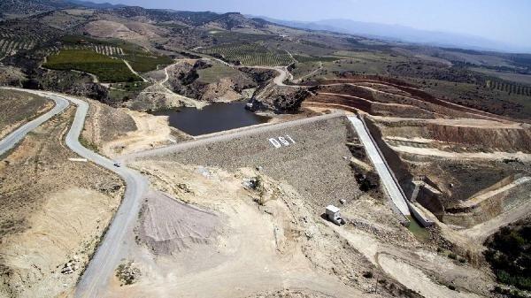 Toygarlı Barajı 1.5 yılda tamamlandı