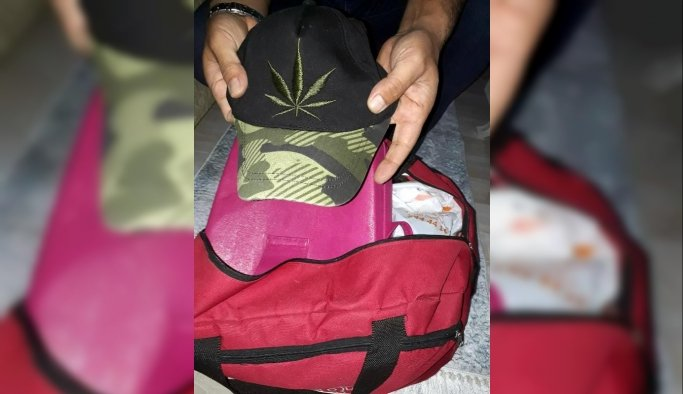 Turgutlu'da uyuşturucuya 5 gözaltı