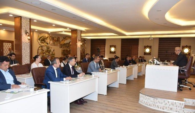 Alaşehir'e 'Tarıma Dayalı İhtisas Sera OSB'si