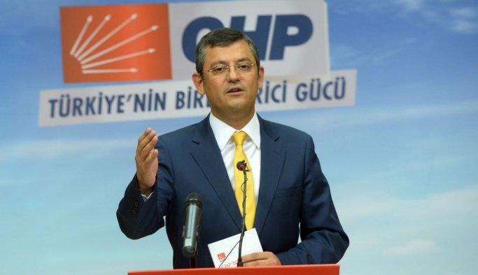 CHP'li Özel adaylığına açıklık getirdi