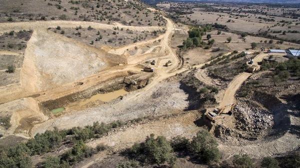 Kula'nın 6'ıncı barajı yolda