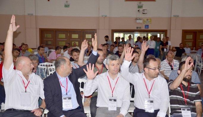 Manisaspor yönetiminde toplu istifa