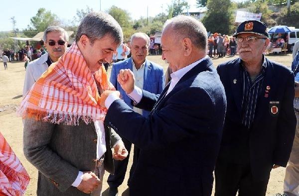 Turgutlu'da Yörükler şenlikte buluştu