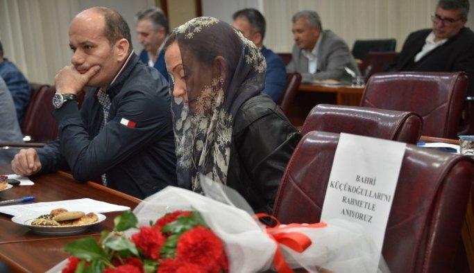 MHP'li Meclis Üyesi Küçükoğlulları meclis toplantısında anıldı