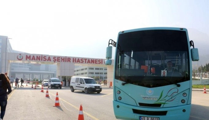 Manisa'da otobüslerin güzergahları değişti