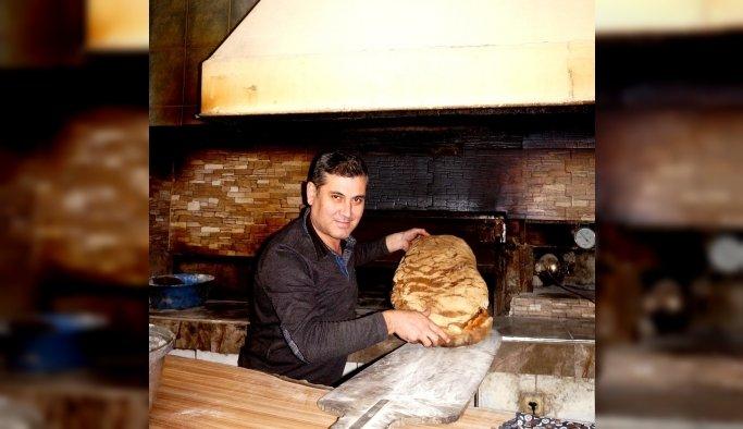 Sarıgöl'de somun ekmeği geleneği yaşatılıyor